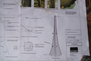 castell coch spire 018
