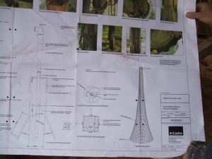castell coch spire 019